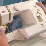 Mantenimiento de maquina de coser