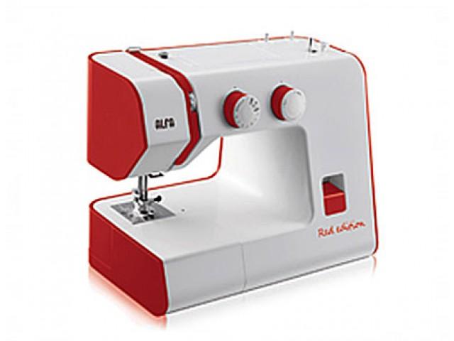 Máquina de coser Alfa Red Edicion