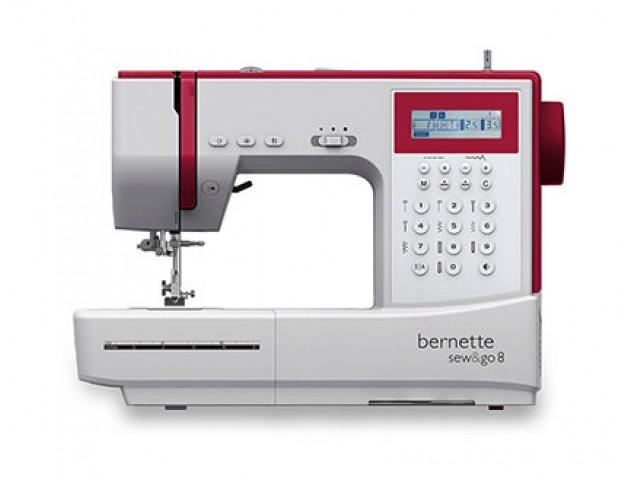 Bernette Sew&Go 8 maquina
