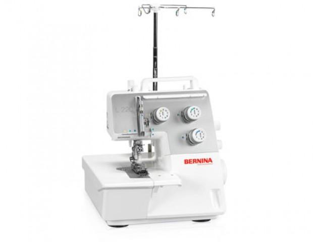 Bernina Recubridora L220 máquina
