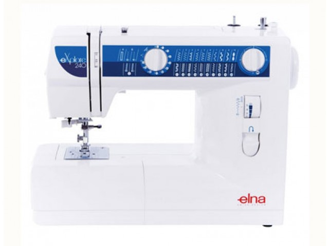 Maquina de coser Elna Explore 240