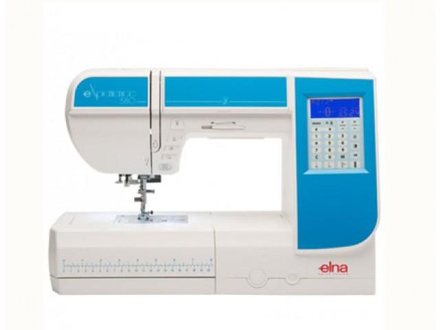 Maquina de coser Elna Experience 580