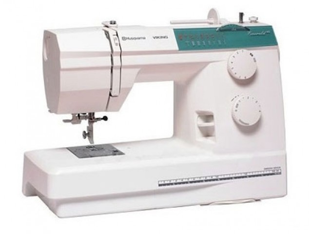 Machine á coudre Husqvarna Emerald 116