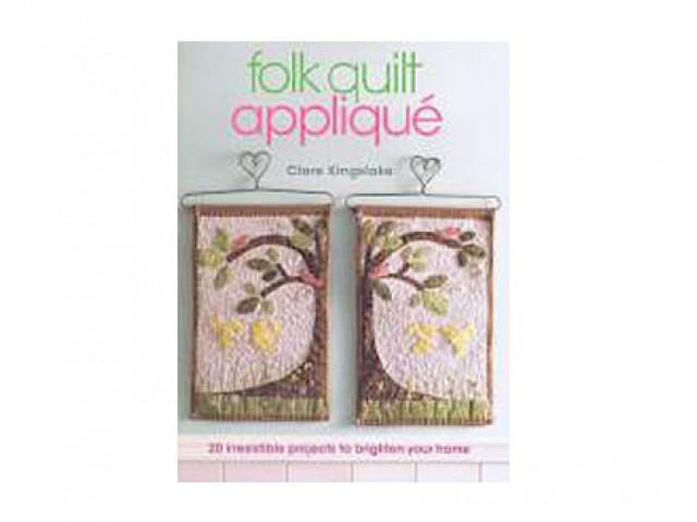 Folk Quilt Appliqué