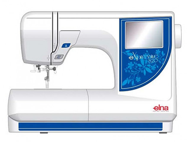 Máquina de Bordar Elna 820 Expressive