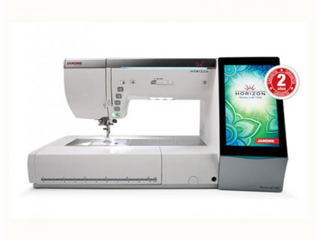 Máquina de coser y bordar Janome Memory