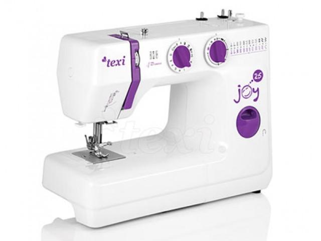Texi Joy 25 maquina