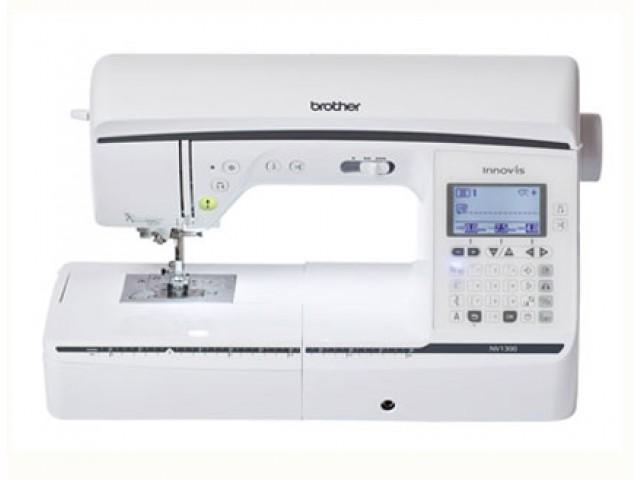 Máquina de coser y patchwork Brother NV 1300