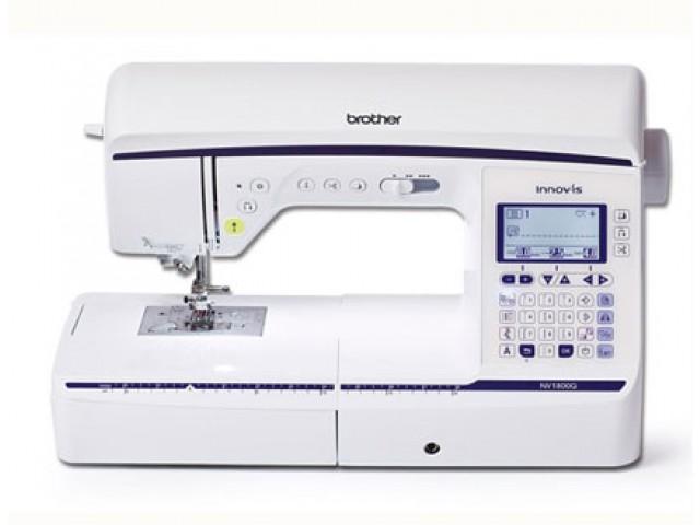 Máquina electrónica de coser Brother NV 1800Q maquina