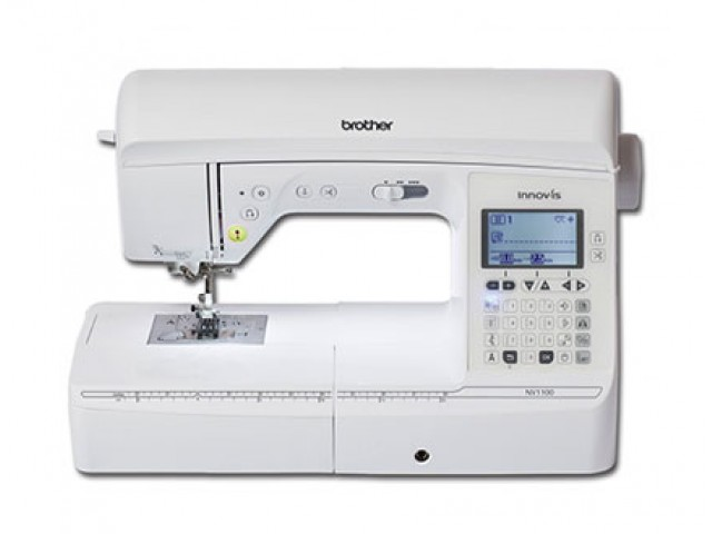 Máquina de coser Brother NV 1100 maquina