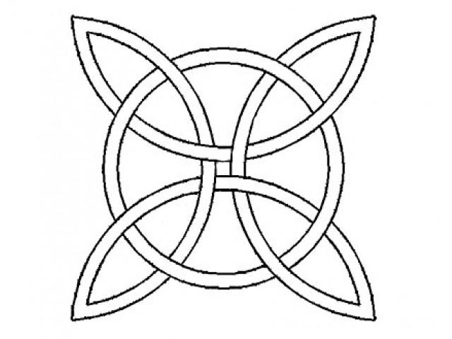 Plantilla Celtic Doble