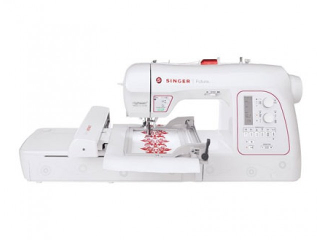Máquina de coser y Bordar Singer FUTURATM XL-580