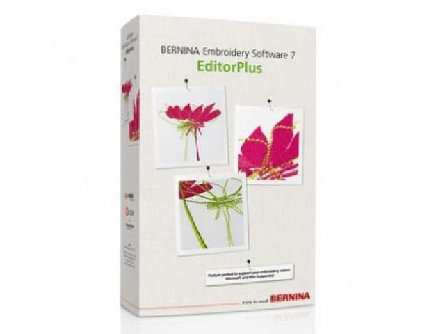 PROGRAMA BERNINA EDITOR PLUS V7.0