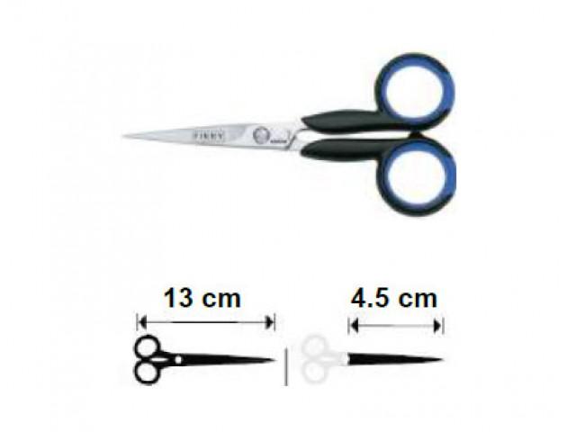 Tijeras Punta Fina Premium 13 Centímetros