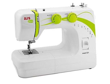 Сasa: Maquina de coser alfa inizia 525