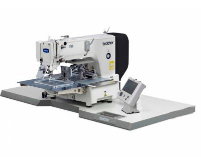 Máquina de área programable con motor Direct Drive Brother BAS-326H-484