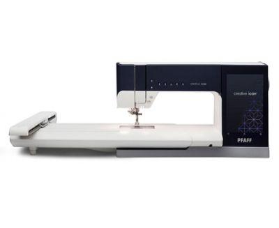 Pfaff Creative icon. Máquina de coser y bordar.