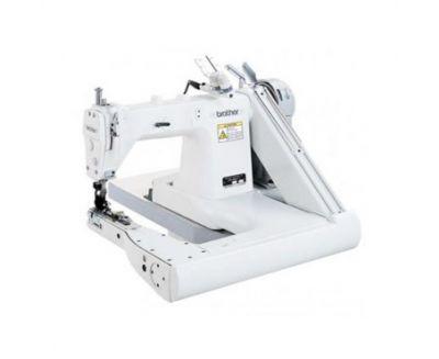Máquina de brazo de dos agujas de doble cadeneta para tejidos finos/medios DA-9270