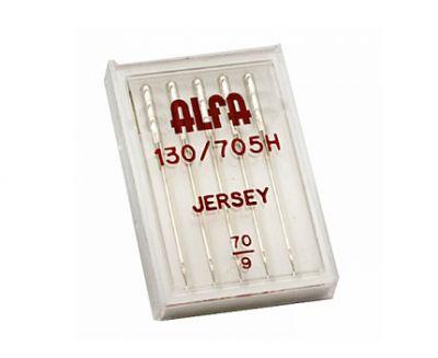 Estuche de 5 Agujas Alfa Jersey Número 70