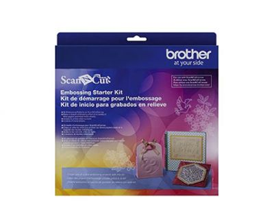 Kit de inicio para grabados en relieve - Embossing