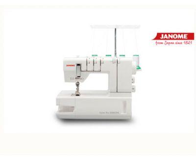 Máquina overlock Janome Cover Pro 2000CPX