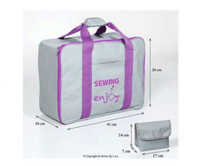 Bolsa para transporte de la máquina de coser medidas