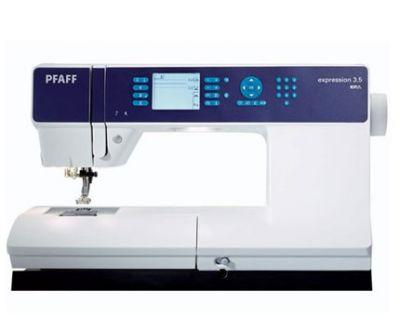 Máquina de Coser Pfaff Quilt Expresion 3.5
