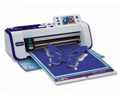 Brother Scan N Cut CM840 plotter de corte y scaner
