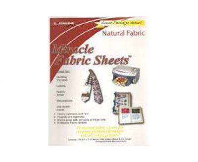 Tela para Imprimir Miracle Fabrics Sheets