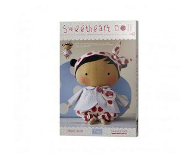 tilda sweeteart caja