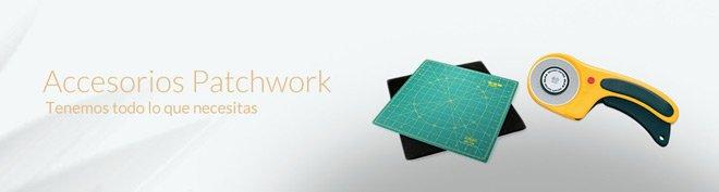 Accesorios patchwork comprar