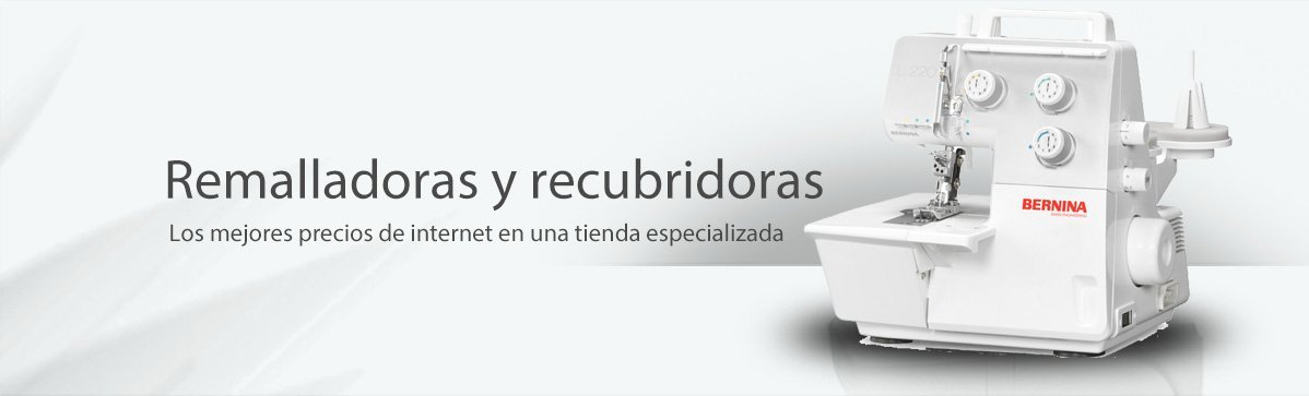 Remalladoras overlock Comprar