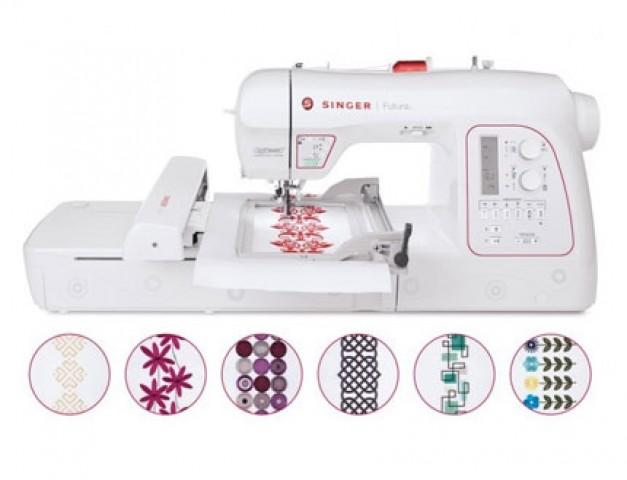 Máquina de coser y Bordar Singer FUTURATM XL-580 OUTLET