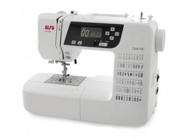 M quina de coser alfa 2160 for Maquinas de coser zaragoza