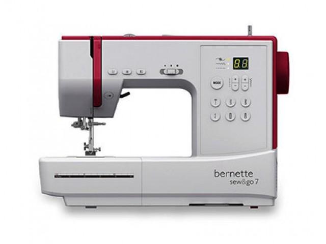 Bernette Sew&Go 7 maquina