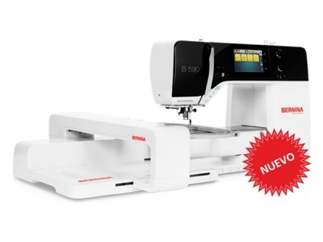 Máquina de coser, bordar y acolchar Bernina 590