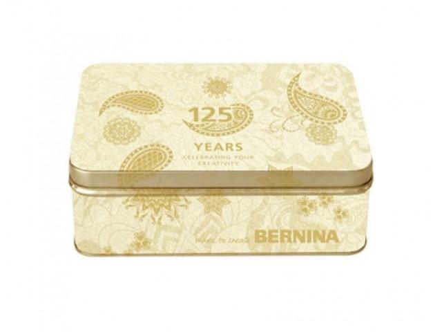 Kit aniversario Bernina 125  Golden Box