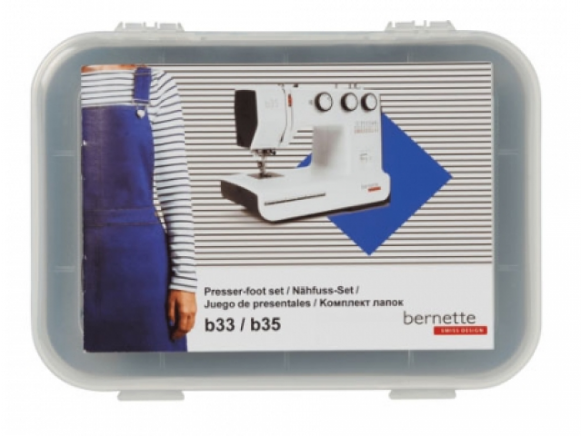 Caja prensatelas b33/b35