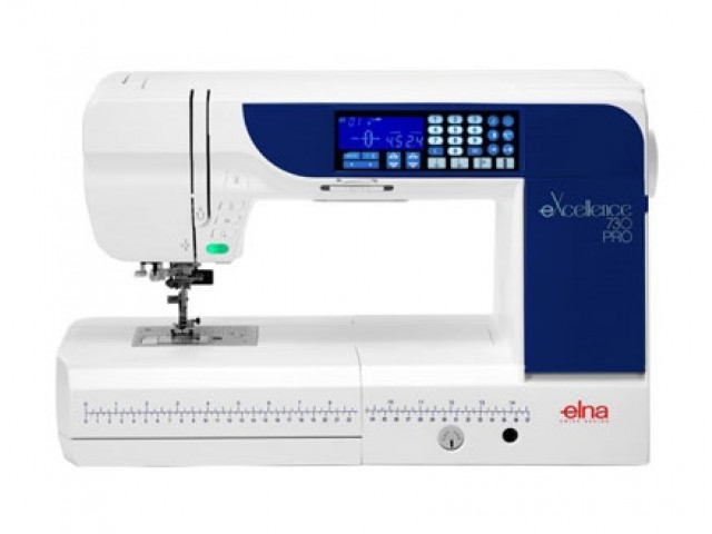Elna 730 Pro Excellence máquina