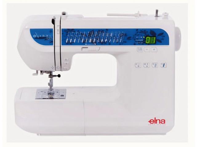 Máquina de Coser Elna Experience 520