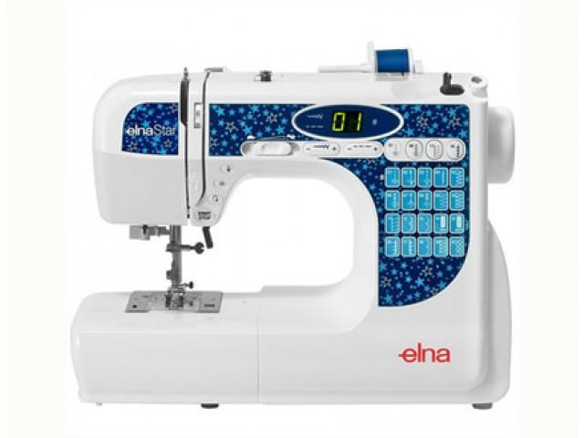 Maquina de coser Elna Star