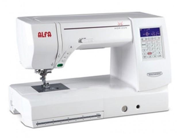Máquina de Coser Alfa Horizon 8200