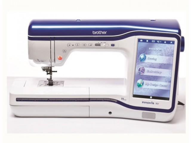 Maquina de coser y bordar Innovis XV