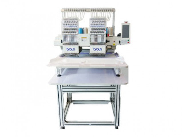 BROIN B 1202 CS maquina bordar