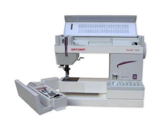 Máquina de coser griztner 1035
