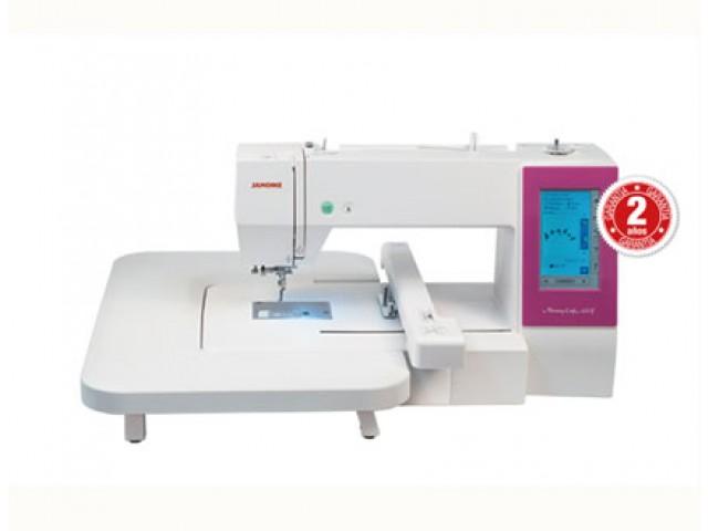 Máquina de bordar Janome MC450E