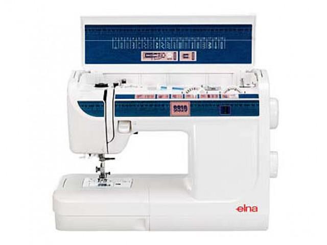 Máquina de Coser Elna 3210 Jeans