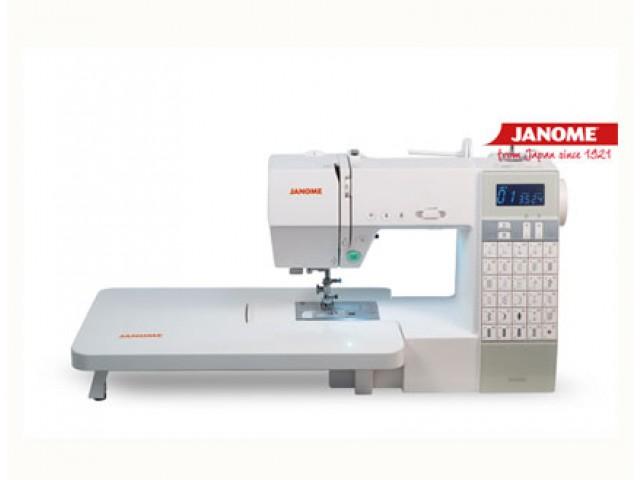 Máquina de coser Janome DC6030