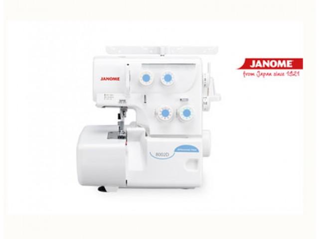 owerlock 8002D Janome