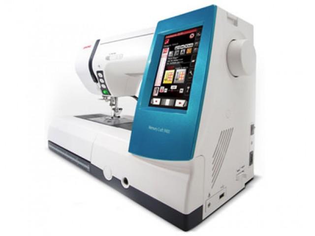 Máquina de coser y Bordar Alfa MC 9900